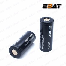 2017 Factory Price EBAT battery imr 26650 5000mAh Rechargeable 3.7v Battery Cells 18v Dewalt