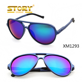 STORY Aviation promotional aluminum magnesium sunglasses men