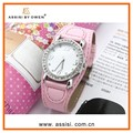 Assisi 2014 New arrival kids plastic promotional watches japan quartz movement colorful watches
