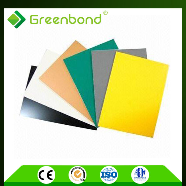 Greenbond best seller PE coating ACP panel aluminum composite panel