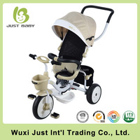 Kids tricycle hot selling new model baby tricycle CE approval
