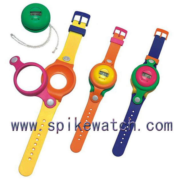 Christmas gifts suitable for kids YOYO watch game watch