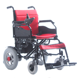Portable electric scooter wheelchair for disabled people