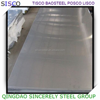316 gradehairline surface ss metal plate/sheet