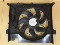 Auto Spares Parts For Volvo XC90 12.5V 600W Auto Electric Cooling Fan