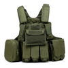 custom duffle multipurpose safety army green tactical vest military tactical combas vest