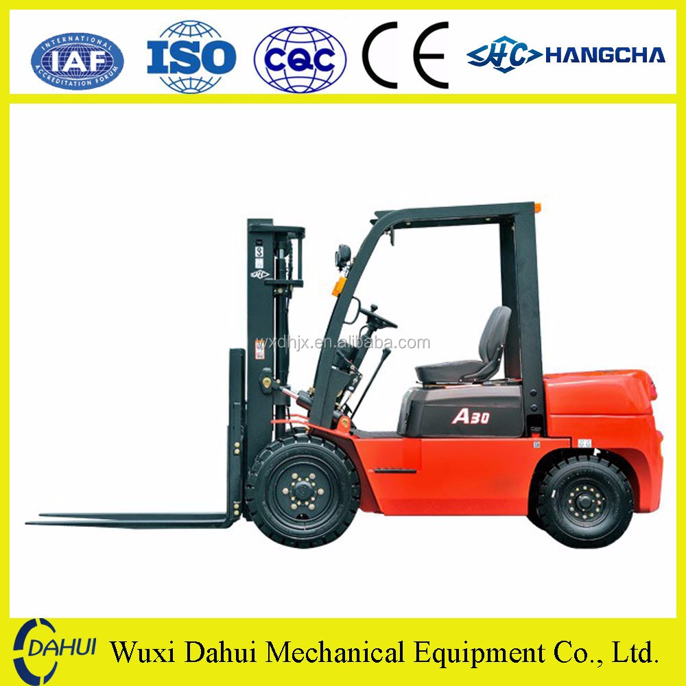 China 2.0ton hot sale diesel forklift with side shifter