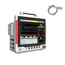 DP-F8 ICU monitoring system portable patient monitor vital sign ICU ambulance patient monitor