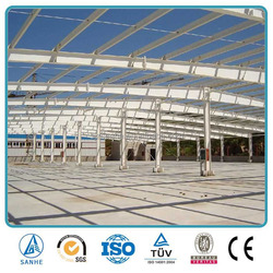 Best price light steel frame construction building for house