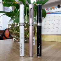 Easy to carry Refillable and coil replaceable kamry various color micro pink lady e cigarette
