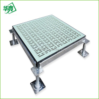 Server Room Raised Floor Ventilation Tiles