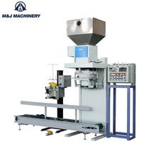 LCS plastic bag soybean food powder packing machinery