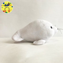 Chinese lovely used soft seal plush toys wholesale