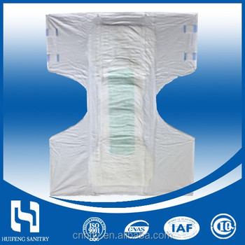 Adult diaper nappies Manufacturer in China