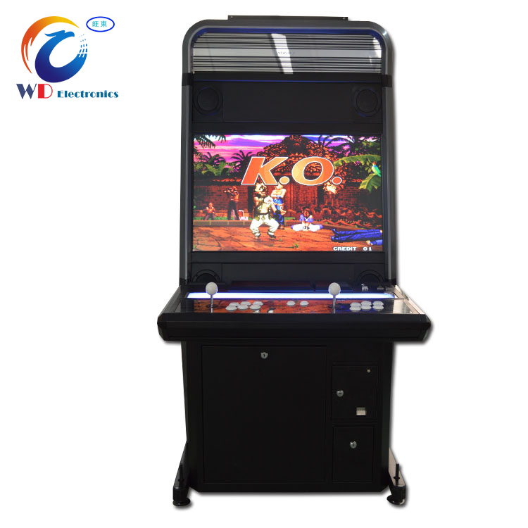 Super tekken 6 arcade cabinet fighting video <strong>game</strong> for sale