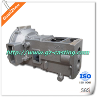 customize transmissions gear housing OEM and custom work from China casting foundry for auto, pump, valve,railway