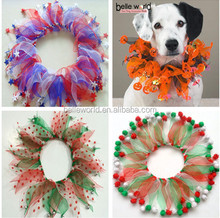 Fashion design Dog Accessories Custom Pet Christmas Ornament