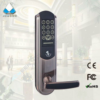 standalone password rfid access control door lock high quality key code combination lock