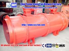 YBT Mining Explosion-proof tube axial fan from china coal group