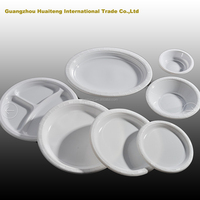 "13"" clear plastic party plates, plastic tray supplier"