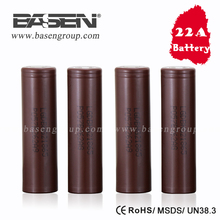 lg 18650 chocolate battery LG HG2 18650 battery vs lg he4 3000mAh 20A 18650 battery for hoverboards