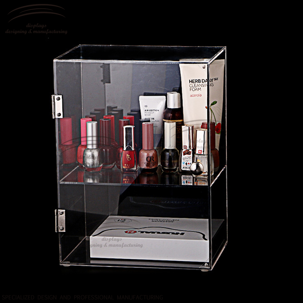 Weitu cosmetic acrylic display case