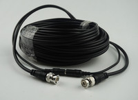 BNC RCA video and audio transmission cable