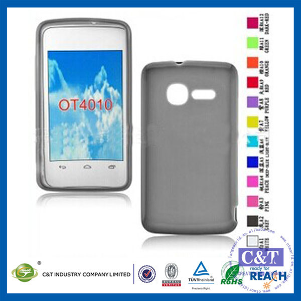 C&T Fantastic Fashion Ultra Thin Case for Alcatel One Touch T Pop 4010D