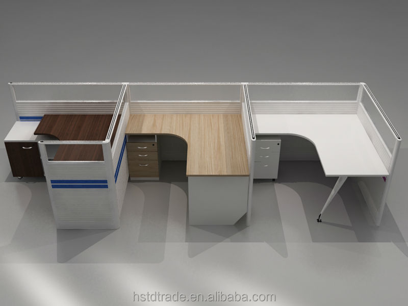 wood modern office furniture table designs/pictures of office tables