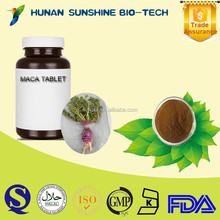 wholesale alibaba 100% natural Maca Extract powder/Maca tablet with Sexual Health And penis enlargement herbs