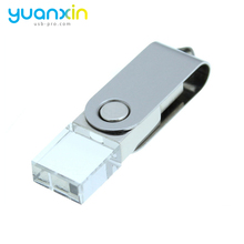 Swivel Metal Crystal Usb 3.0 Flash Drive 64Gb Paypal Accept