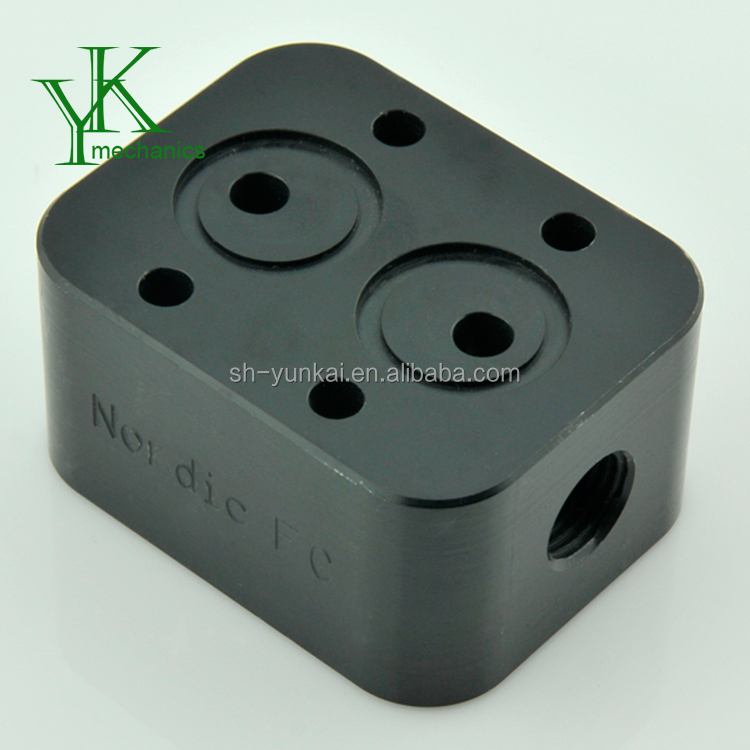 PA6 material auto parts fast delivery plastic OEM part
