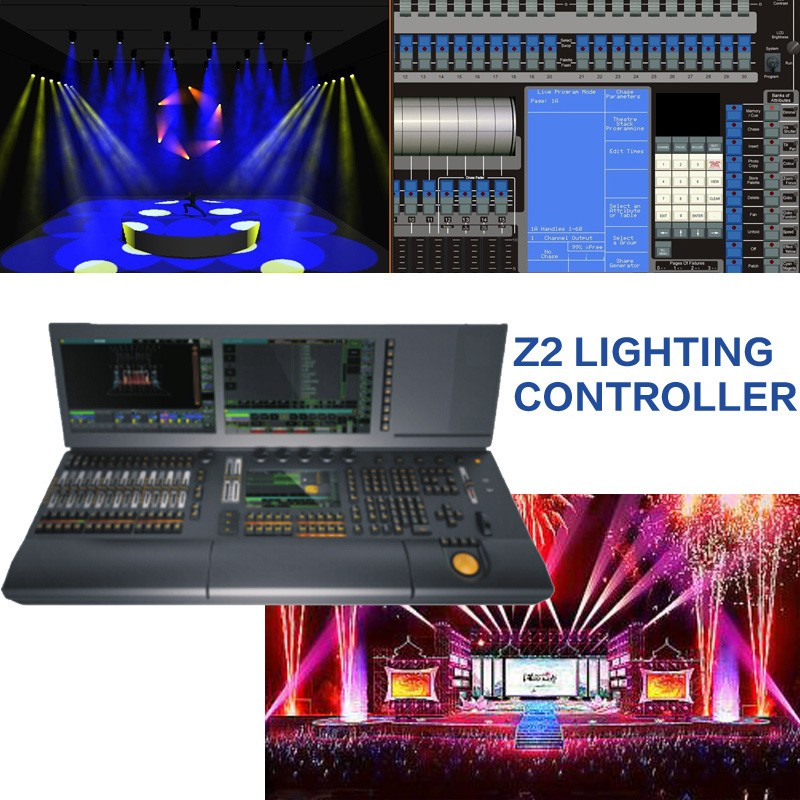 guangzhou wireless led equipment ma2 dmx light controller lighting console dmx controller