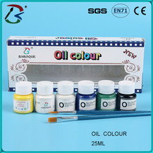 china professional artist oil paint supplies, best oil paints brands supply for canvas oil painting