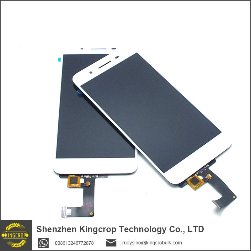 Full lcd display complete for huawei p8 lite smart lcd with Touch Screen Glass Digitizer assembly for Huawei enjoy 5S