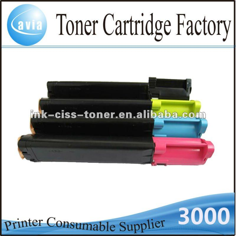 Shenzhen original quality toner accessory for dell 3000 3010 3100 printers
