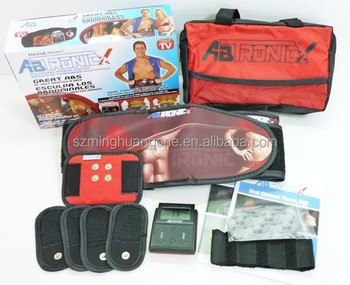 magnetic vibrating body slimming massage belt machine with CE,RoHS approval