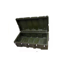 Tricases factory direct sell IP65 watertight anti-shock hard plastic rotational molded electronic instrument case RS870
