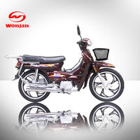 China 110cc Mini Motorcycle Pocket Super Cub Motorcycle(WJ110-2)