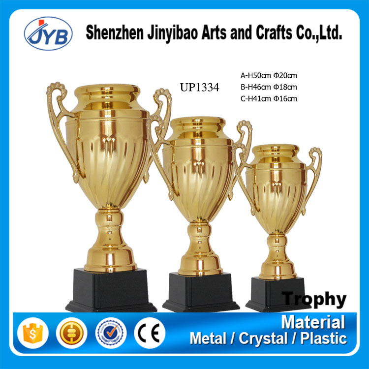 sports events wholesale trophies and plaques customized for promotion