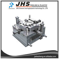 Plastic Injection Mold For Fan Blade