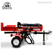 ItalyBologna Fair exhibited forestry machiney - CE hydraulic 3 point hitch log splitter
