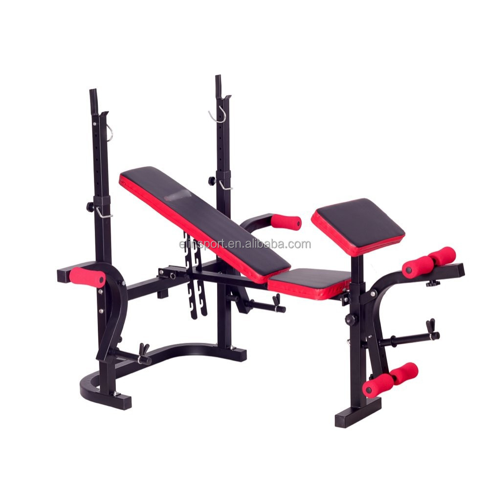 Fitness Home Gym Equipment used weight bench set for sale