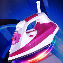 Hot dry clean rotation mini hair straightener machine for shirt with high quality travel steam iron