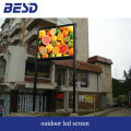 BesdLed street advertising screen