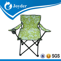 2015 Canton Fair JD-2009 folding chairs with arms for fishing