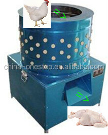 Economical type Round type Automatic Poultry Broiler Chicken Plucking Machine, Dehairing Machine for Poultry Slaughter Equipment