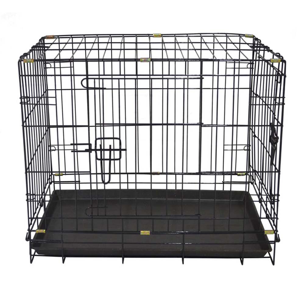 High Quality Wholesale Cheap Iron Dog Crate Folding Dog Cage