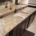 high quality Chiseled Edge kitchen beige butterfly granite countertop