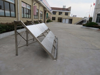 stainless steel solar water heater support/bracket
